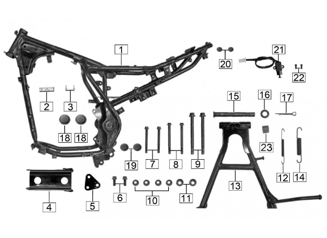 F25 - CHASSIS